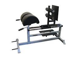 force usa glute ham raise developer bench fitness equipment