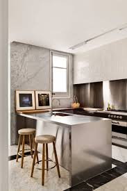 Kitchen Furniture Images This Modern Barcelona Apartment By Miquel Alzueta Has A Great