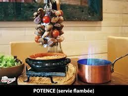 potence cuisine l entracte luxembourg spécialité et cuisine française