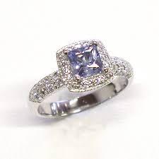 light blue sapphire engagement rings hazel light blue sapphire