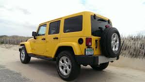 Jeep Wrangler Waterproof Interior Review 2015 Jeep Wrangler Unlimited Sahara Ny Daily News