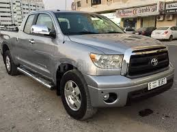 toyota tundra 2011 for sale used toyota tundra 2011 car for sale in sharjah 735557