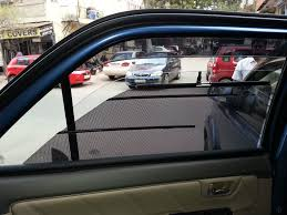 car window curtains how much does window tinting cost