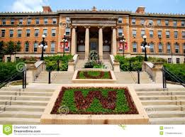 madison wi july 20th 2014 the beautiful entrance to the