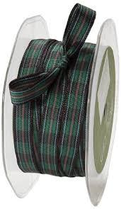 and black plaid ribbon may arts 3 8 inch wide ribbon green and black and