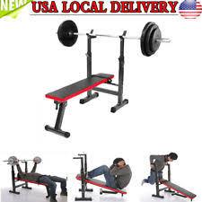 Adjustable Weight Bench Adjustable Weight Bench Ebay
