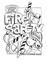 coloring pages water safety safety coloring pages water safety coloring pages free fire safety