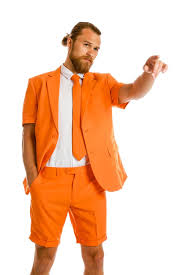 Dukes Hazzard Halloween Costumes Dukes Hazzard Orange Summer Shorts Suit