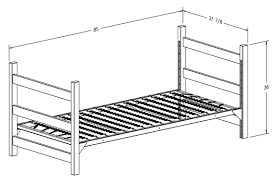 Measurement Of A King Size Bed Room Layout Housing At Purdue University