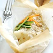 cuisine cabillaud recette papillotte de cabillaud