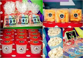 Barney Party Decorations Kara U0027s Party Ideas Barney U0026 Friends Abc Birthday Party Kara U0027s