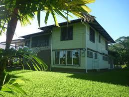 Hawaiian Style Homes Traditional Home In Hilo U0027s Waterfall Distri Vrbo