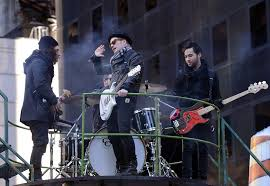 fall out boy picture 89 87th macy s thanksgiving day parade