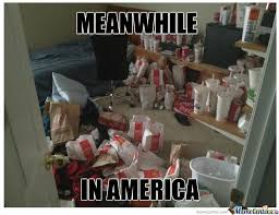 Meanwhile In America Meme - meanwhile in america mcdonald s edition by meg11hyn meme center