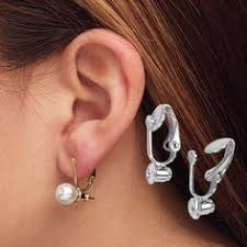 how to make clip on earrings comfortable how to make clip on earrings from pierced earrings so inexpensive