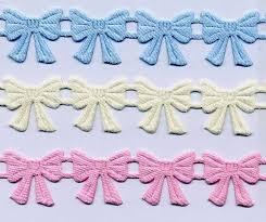 ribbon trim 20mm satin bow ribbon trim