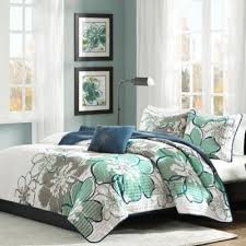 Twin Quilts And Coverlets Buy Green Twin Quilt Set From Bed Bath U0026 Beyond