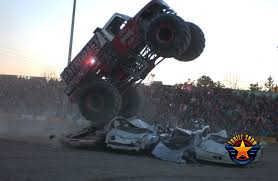 monster truck show times shows