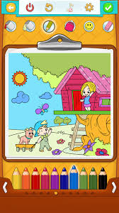 coloring games for kids free for android ios and windows phone