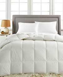 charter club white cloud down alternative king comforter