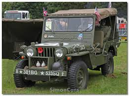 m38 jeep simon cars willys mb