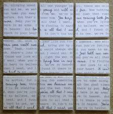 any song lyrics made into canvas wall art would be cute for any song lyrics made into canvas wall art would be cute for couples bedroom of couples