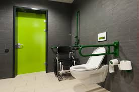 handicapped accessible public bathroom facilities in heidelberg