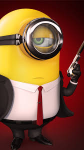 minion hitman galaxy s5 wallpaper samsung galaxy s5 wallpapers hd