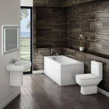 Cheap Modern Bathroom Suites Choosing A Bathroom Suite That Fits Your Space Plumbing Trade