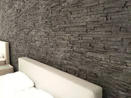 mediterrane steinwand wohnzimmer hausdekorationen und modernen möbeln geräumiges ehrfürchtiges