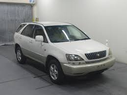 lexus harrier for sale toyota harrier 3 0 four 1999 used for sale