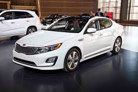 autos mazda 2015 facelifted 2014 kia optima hybrid debuts at 2014 chicago auto show