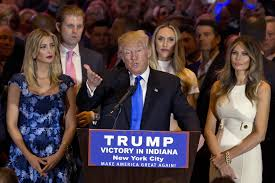 Donald Trump Family Pictures by 5 Reasons Why Donald Trump Ran Over 16 Republican Rivals Nj Com