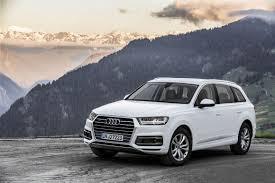Audi Q7 Diesel Mpg - audi q7 audi mediacenter