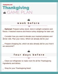 thanksgiving plan the pioneer