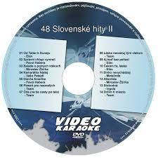 karaoke shop seznam karaoke dvd námi vytvořených kompilací