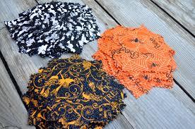 crochet halloween wreath diy fabric halloween wreath tutorial simple sojourns