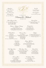 simple wedding program exles seating plan for wedding ceremony 100 images 6 creative ways