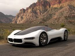 maserati brown concept car of the week pininfarina maserati birdcage 2006