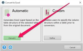 how to convert pdf table to excel convert pdf to excel 3 easy methods you can use right now