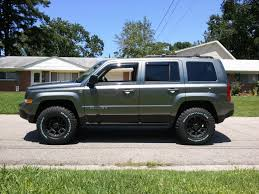 my baby was looking nice in this lighting 2012 jeep patriot