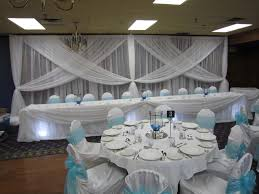 wedding with a touch set mood decor