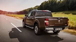 renault alaskan vs nissan navara renault alaskan pickup 2017 review by car magazine