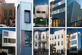brooklyn house brooklyn houses clad in metal the new york times