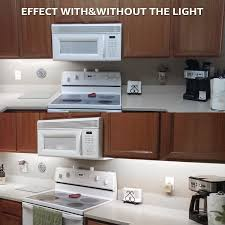 motion sensor under cabinet light 6w pir motion sensor led under cabinet lighting kit led light