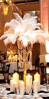 i wanted an old hollywood themed wedding long tables gave for a