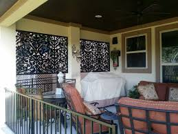outdoor lattice designs outdoor privacy screen