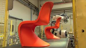 how was it made the panton chair youtube