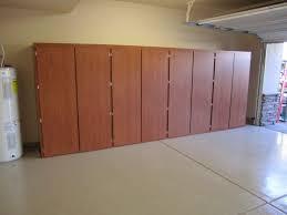 garage built in garage cabinets hanging closet system cloth