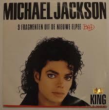 Michael Jackson Bad Album Bad Bad 25